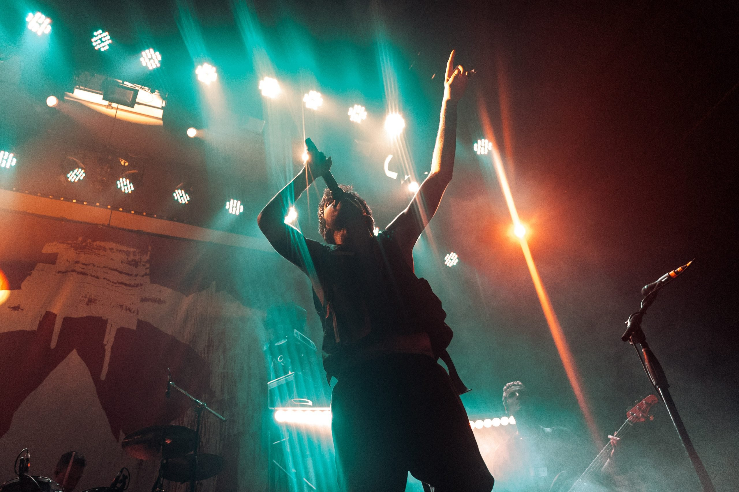 Andy Leo of Crown The Empire