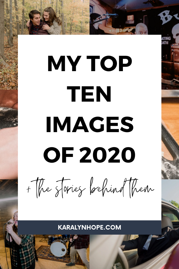 My Top Ten Images Of 2020 And The Stories Behind Them