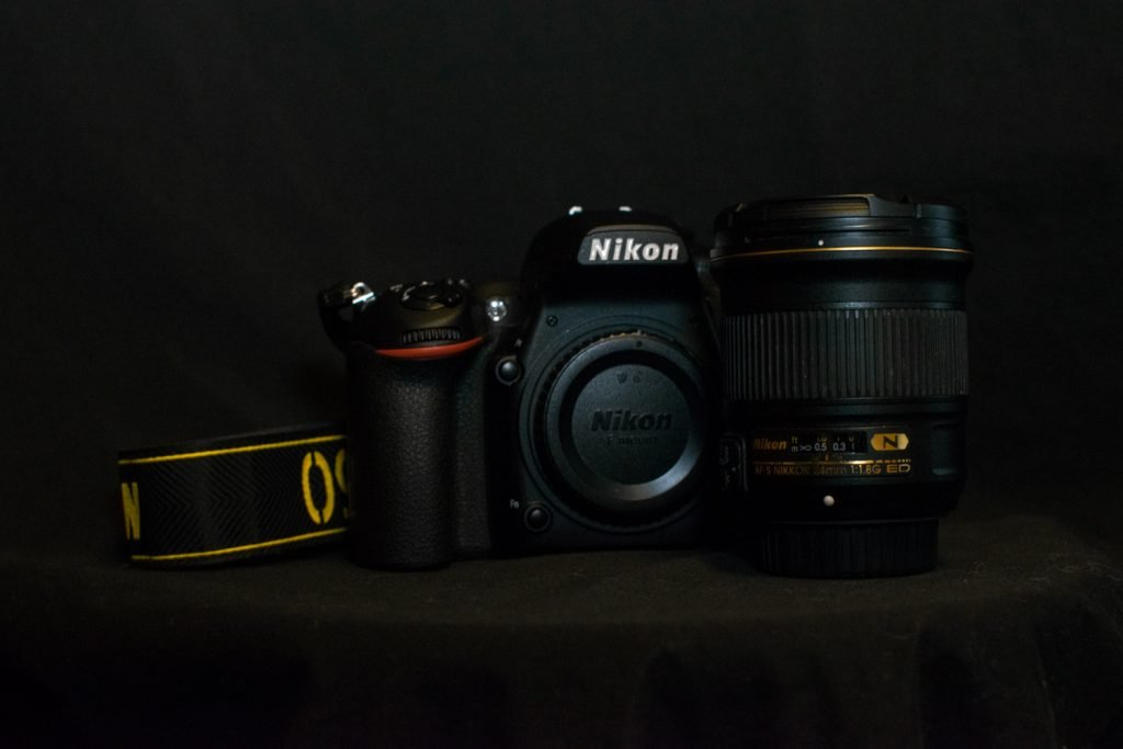 13 Items I Carry In My Photography Bag: Nikon D750
