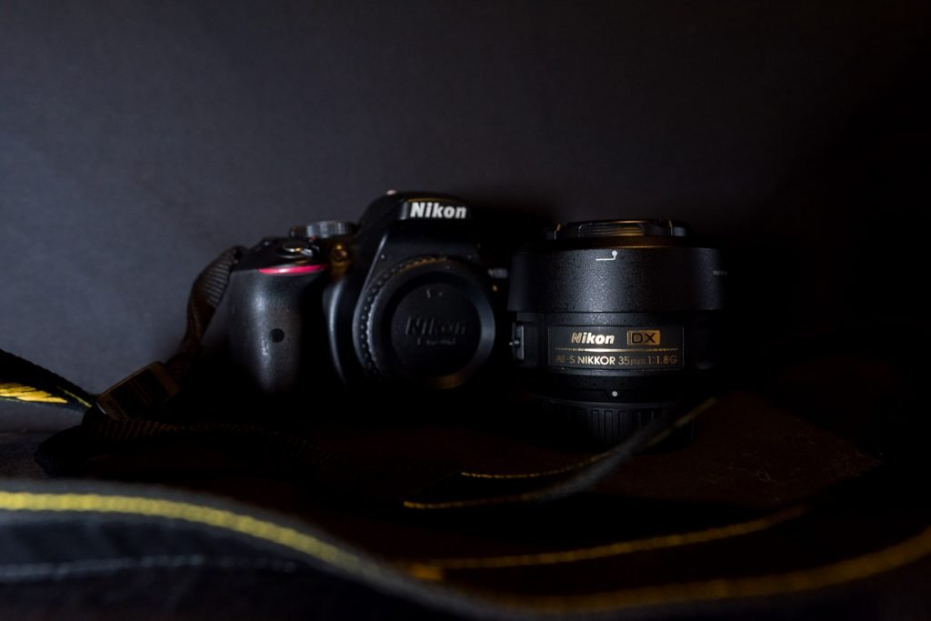 13 Items I Carry In My Photography Bag: Nikon D5300